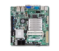 Supermicro X7SPA-HF-D525 Board Atom D525 Dual-Core DDR3 SO-DIMM SATA2 RAID IPMI GbE PCIe mini-ITX MBD-X7SPA-HF-D525 Full Warranty