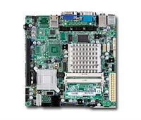 Supermicro X7SPA-L Board Atom D410 FCBGA559 Single-Core DDR2 SO-DIMM SATA2 GbE VGA PCIe mini-ITX MBD-X7SPA-L Full Warranty