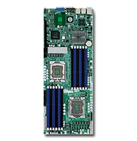 Supermicro MBD-X8DTT-F Dual Socket LGA 1366 Dual Port GbE LAN Integrated Matrox G200eW Graphics IPMI 2.0 Full Warranty
