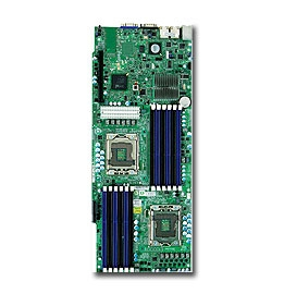 Supermicro MBD-X8DTT-H Dual Socket LGA 1366 Dual Port GbE LAN Integrated Matrox G200eW Graphics Full Warranty