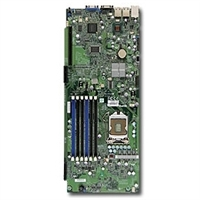 Supermicro MBD-X8SIT-HF LGA1156 Socket High performance dual GbE LAN Port SATA support RAID 0,1,5,10 IPMI 2.0 Full Warranty