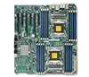 Supermicro MBD-X9DA7 Intel Dual Socket R(LGA2011) 8 SATA Ports 8 SAS via LSI 2308 Dual-Port GbE Lan NVIDIA Geforce SLI Enable Full Warranty