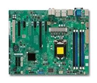 Supermicro X9SAE WS Board SP Xeon E3-1200v2 i7 LGA1155 Quad-Core DDR3 SATA3 RAID GbE HD-Audio PCIe ATX MBD-X9SAE Full Warranty