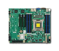 Supermicro MBD-X9SRi-F motherBoard UP Xeon E5 LGA2011 DDR3 SATA3 RAID GbE PCIe ATX MBD-X9SRi-F Retail Full Warranty