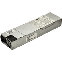 Supermicro PWS-563-1H Power Supply 560W, 24pin, Multiple Output, 80+ Gold, with PFC - For 1U Rack with 1-year Warranty