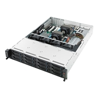 RS720-E7-RS12-E Optimized cooling design with front-parallel CPU and memory placement
