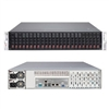 "Supermicro SSG-2027R-AR24 2U Server,Dual E5-2600,24x2.5"" bays,920W Redundant Power Supplies"
