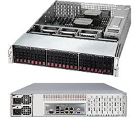 Supermicro SSG-2027R-E1CR24N SuperStorage Server 2U Rackmount