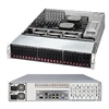 Supermicro SuperStorage SSG-2027R-E1R24N 2U DP Xeon E5-2600 LGA2011 DDR3 24x2.5-in SAS2/SATA3 Hot-Swap JBODexp R920W