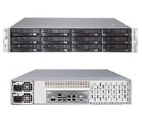 Supermicro SSG-6027R-E1CR12L SuperStorage Server 2U Rackmount