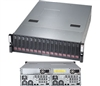 "Supermicro 3U Server SSG-6037B-DE2R16L Dual Socket B2 (LGA 1356) Platinum Level power supplies Full Warranty (Black) Intel® Xeon® processor E5-2400 v2 (up to 95W TDP)   16x Hot-swap 3.5"" Drive Bays SAS or enterprise SATA HDD only recommended"