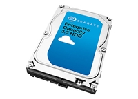 Seagate Enterprise Capacity 3.5'' HDD 4TB 7200 RPM 4Kn SATA 6Gb/s 128MB Cache Secure Model Internal Hard Drive ST4000NM0055