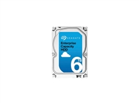 Seagate Enterprise Capacity 3.5'' HDD 6TB 7200 RPM 512e SATA 6Gb/s 256MB Cache Internal Hard Drive ST6000NM0115