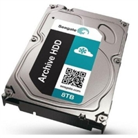 "Seagate Archive HDD v2 ST8000AS0002 8TB 128MB Cache SATA 6.0Gb/s 3.5"" Internal Hard Drive Bare Drive"