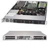 Supermicro 1019GP-TT SuperServer, GPU, 1U Rackmount, Single socket P (LGA 3647)