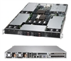Supermicro SYS-1027GR-72R2 SuperServer (Black) Full Warranty