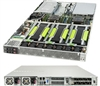 Supermicro SYS-1029GQ-TNRT GPU Server, SuperServer, 4 NVIDIA GPUs supported, Dual LGA 3647, X11DGQ embedded