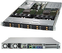 Supermicro SYS-1029U-TN10RT Superserver 1U Rackmount