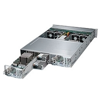Supermicro Superserver SYS-2027PR-DTR 2U TwinPro barebone server  X9DRT-P motherboard included
