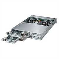 Supermicro Superserver SYS-2027PR-HTR 2U TwinPro barebone server  X9DRT-P motherboard included