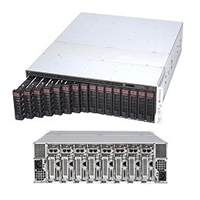 Supermicro SuperServer SYS-5038ML-H8TRF Intel® Xeon® E3-1200 v3 (Black)