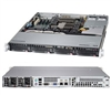 "Supermicro 1U SuperServer SYS-6017B-MTRF Dual socket B2 LGA 1356 supports Intel Xeon processor E5-2400 Intel 82574L GbE LAN, 2 ports 4x Hot-swap 3.5"" SATA HDD Bays 400W Redundant Power Supplies Optional Battery Backup PowerFull Warranty"