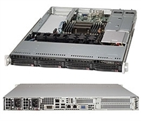 Supermicro 1U Server SYS-6017R-WRF