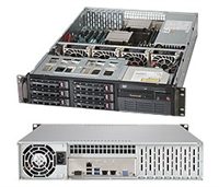 Supermicro SYS-6028R-T SuperServer (Black) Full Warranty