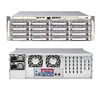 Supermicro 3U Server SYS- 6035B-8R+V / 6035B-8R+B Dual 771-pin LGA Sockets Platinum Level power supplies Full Warranty (Black & Silver)Xeon®Processor 5200/5100/5000 sequence1333 / 1066 / 667 MHz DIMM sockets Drive Bays SAS or enterprise SATA HDD only