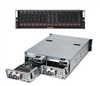 Supermicro 3U Server SYS-6036ST-6LR Dual 1366-pin LGA Sockets Platinum Level power supplies Full Warranty (Black) Intel® Xeon® processor 5600/5500