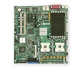 SUPERMICRO SUPER SCA743S1 SCSI BACK PANEL BOARD