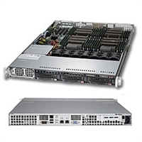 Supermicro SuperServer SYS-8017R-7FT+ Barebone