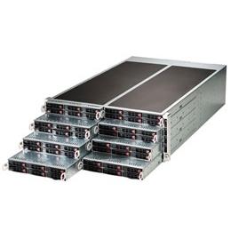 Supermicro FatTwin 4U F617R2-RT+ Super Server