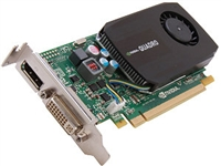 NVIDIA® Quadro® K600 VCQK600-PB 1GB GDDR5 PCI Express 2.0 x16 Low Profile Workstation Video Card