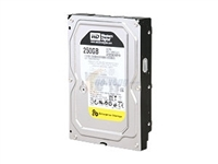 Western Digital 250GB 7200RPM SATA 3Gbps 64MB Cache 3.5-inch Internal Hard Drive WD2503ABYX 5 Year Warranty