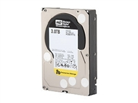 Western Digital 3TB 7200RPM SAS 6Gbps 32MB Cache 3.5-inch Internal Hard Drive WD3001FYYG 5 Year Warranty
