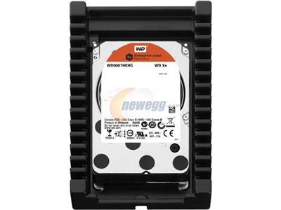 "Western Digital Xe WD9001HKHG 900GB 10000 RPM 32MB Cache SAS 6Gb/s 3.5"" Internal Hard Drive Bare Drive"