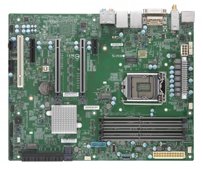Supermicro MBD-X11SCA-W Motherboard