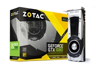 ZOTAC GeForce GTX 1080 Founders Edition, ZT-P10800A-10P