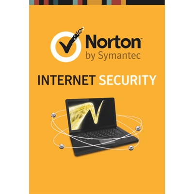 NORTON Internet Security 2014 Retail Pack 1 year 3 PCs