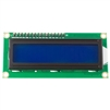 1602 (16x2) Character LCD with I2C backpack