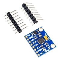GY-521 MPU6050 3-Axis Gyroscope and Accelerometer