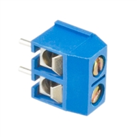 2-Position Screw Terminal Block