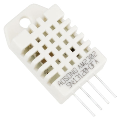 DHT22 Temperature and Humidity Sensor