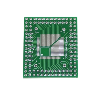 Addicore TQFP SMD Breakout for 32-64 pin 0.8mm pitch and 32-100 pin 0.5mm pitch