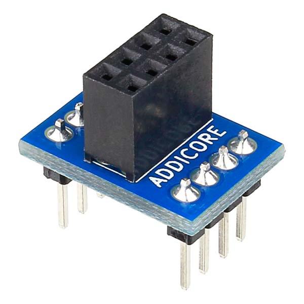 nRF24L01+ and ESP8266 Breadboard Adapter (BB-ADTR)