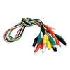 10pcs Alligator Jumper Wires
