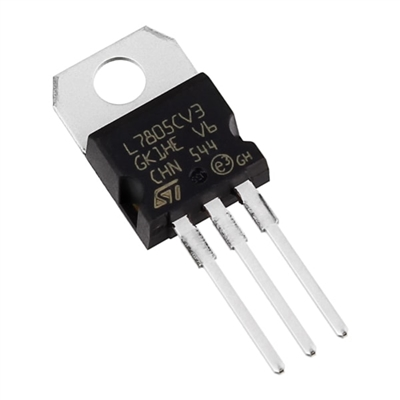 5V Voltage Regulator 1.5A L7805CV