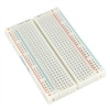 Breadboard 400 Tie-Points 4 Power Rails