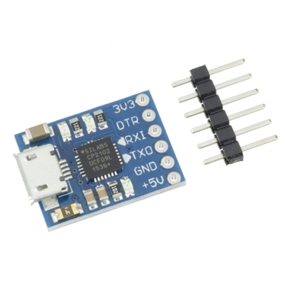 USB to Serial Converter Module (CP2102)